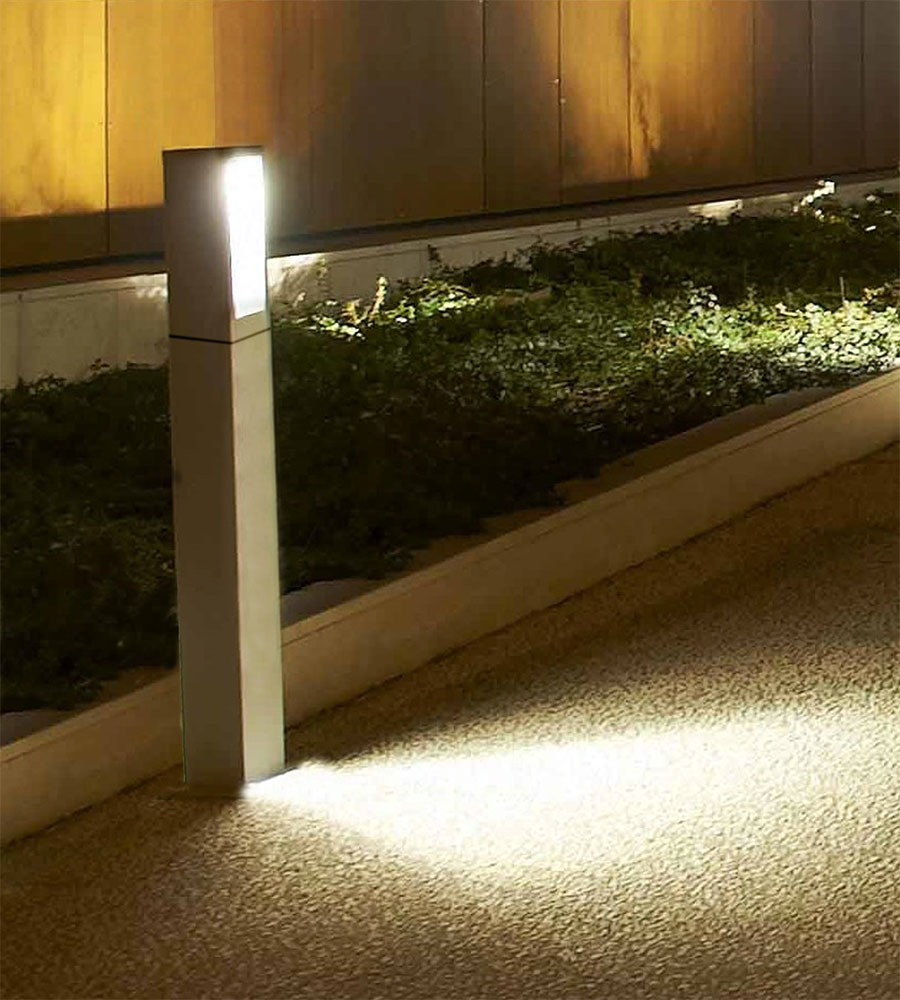 LB1585, Bollard, Milone - LUMIOUTDOOR | Bollard Manufacturers in UAE, UK