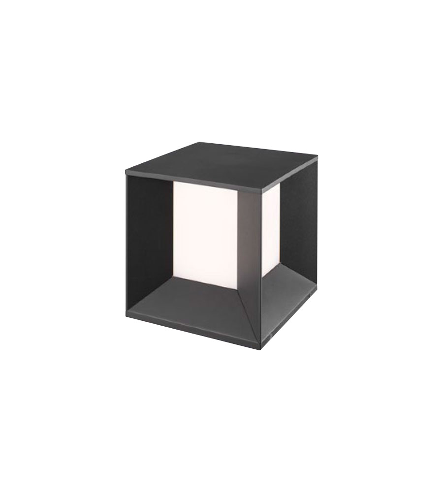 LB1590, Bollard, Box L - LUMIOUTDOOR | Bollard Manufacturers in UAE, UK