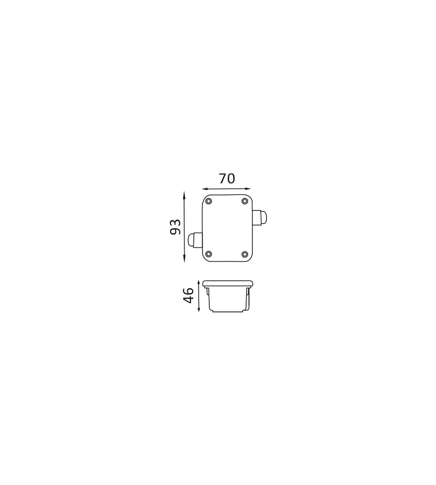 LB0225, Connectors, Waterproof Connector - LUMISYS   Connectors Manufacturers in UAE, UK